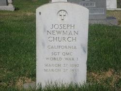 Joseph Newman Church