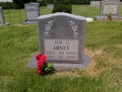 Joe Glenn Abney