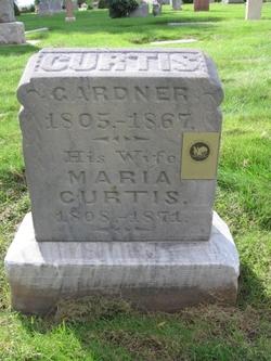 Maria <i>Dunn</i> Curtis