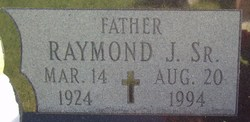 Raymond J Nugent, Sr