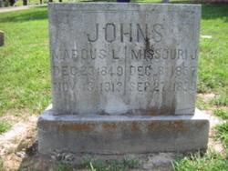 Missouri Jane <i>Motsinger</i> Johns
