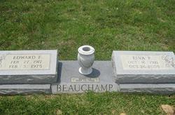 Edward Franklin Beauchamp