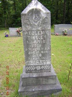 Ptolemy Tinsley Harris