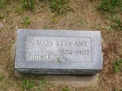 Mary Etta Amy