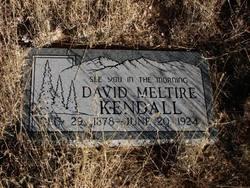 David Meltire Kendall