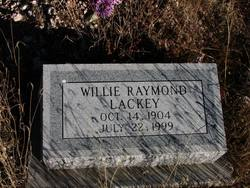 Willie Raymond Lackey