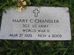 Harry Clayton Chandler