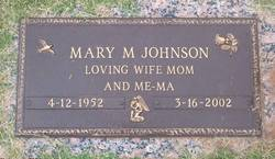 Mary Marie <i>Heard</i> Johnson