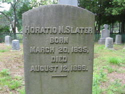 Horatio Nelson Slater
