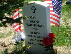 Carl Wayne Earthman