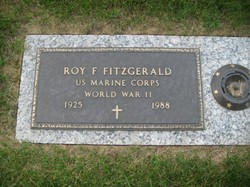 Roy Fred Fitzgerald