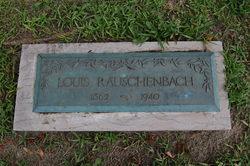 E Louis Rauschenbach