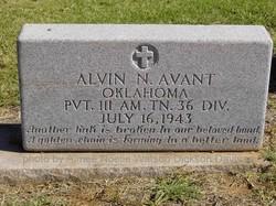 Alvin Norman Avant