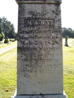 Annie Bartlett <i>Burgess</i> Andrews