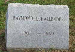 Raymond Howard Challender