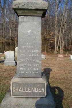 Richard Conover Challender