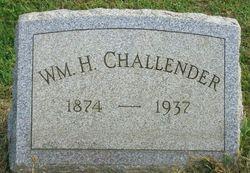 William Henry Challender