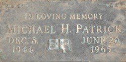 Michael Hugh Patrick