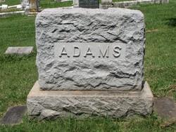 Mary Elizabeth <i>Hawpe</i> Adams