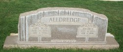 Angie Elizabeth <i>Roberts</i> Alldredge