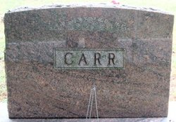 Harold Joe Carr