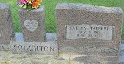 Evelyn <i>Talbert</i> Boughton