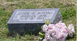 John Andrew Boone