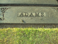Maude <i>Faulkner</i> Adams