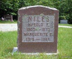 Harold F. Niles