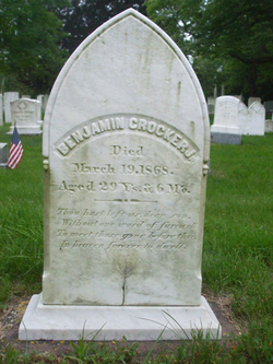 Benjamin Crocker, Jr