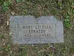 Mary Cecelia Kennedy