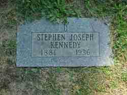 Stephen Joseph Joe Kennedy