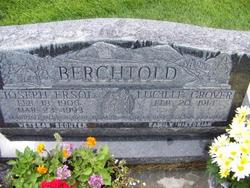 Joseph Ersol Berchtold