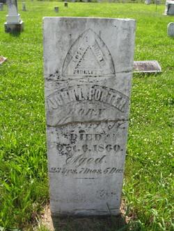 John Lawrence Porter