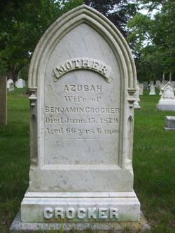 Azubah Crocker