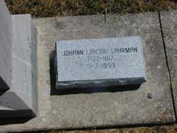 Johann Jacob Lahrman