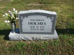 Leo Dolen Holmes
