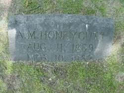 Alexander M. Alex Honeycutt