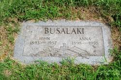 John Busalaki