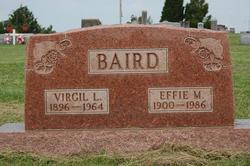 Effie Marie <i>Bigham</i> Baird