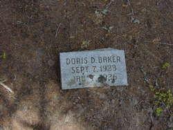 Doris D Baker