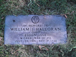 William I Halloran