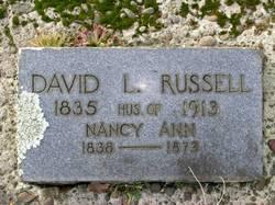 Nancy Ann <i>Bybee</i> Russell