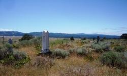 Graveyard Butte Cemetery