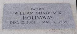 William Shadrack Holdaway