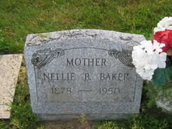 Nellie B. <i>Wolcott</i> Baker