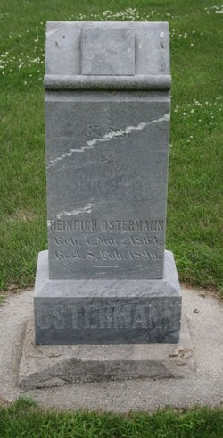 Johann Heinrich Heinrich Ostermann