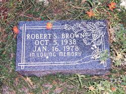 Robert Stephen Brown
