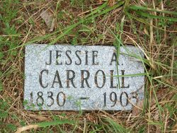 Jessie A Carroll