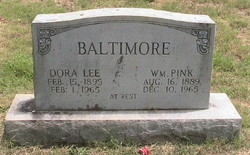 Dora Lee Baltimore